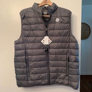 32 Degree Heat Down Vest, Size XL with Bag